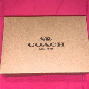 Coach handbag/ wrist bag